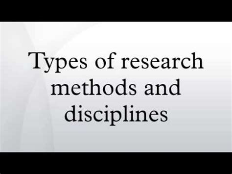 What to include in a masters dissertation methodology